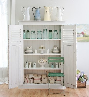 i heart shabby chic: new shabby chic storage 2012