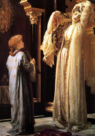 Lord Frederick Leighton (1830-1896), Light of the Harem