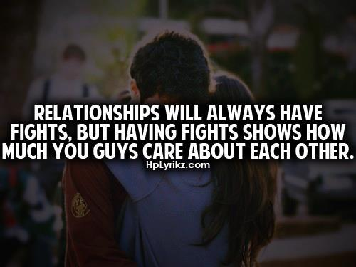 Quotes About Love And Fighting Tumblr : Relationship Fight Quotes Tumblr fighting quotes tumblr quote addicts