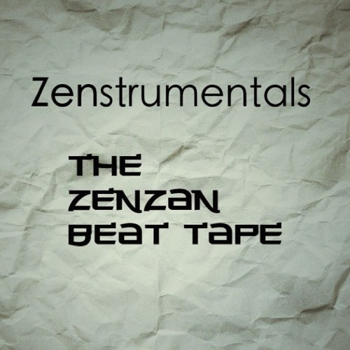 #zenzan #beattape  (Taken with Instagram)