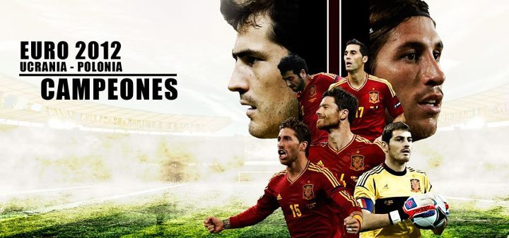 Spain 4-0 Italy: Five madridistas win the Euro 2012 with Spain!