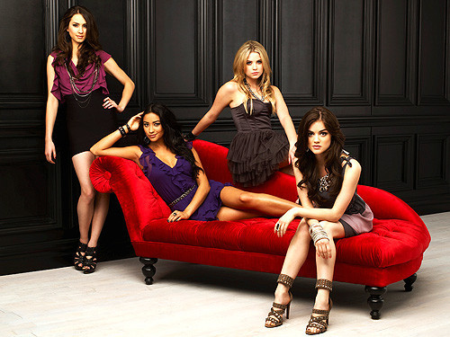 Pretty Little Liars!!!