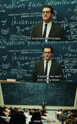 A serious man- the 14th film made by the wonderfully talented coen brothers. It is a loose adaptationOf the story of the prophet Ayub (job). It is a dark comedy about a Jewish mathematician who is constantly dealt with challlenges in his life