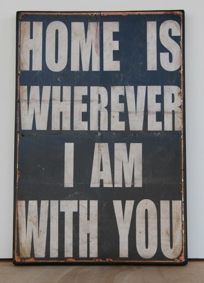 vickiecupcakes:  I want to be someone's home. Home is a safe haven. Somewhere you go to rest. To feel warm. To feel safe and sheltered in. You can rely on the fact that it is sturdy and will protect you.