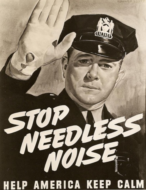 Stop Needless Noise