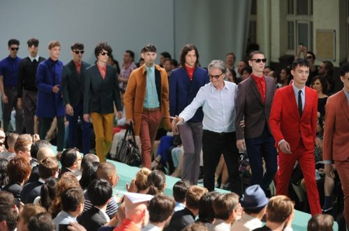 Paul Smith, Paris, 01.07.12