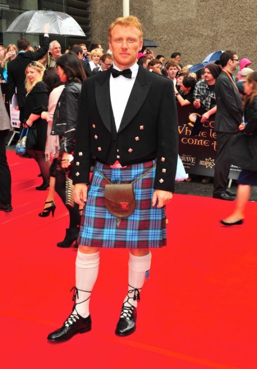 Kevin McKidd @ Edinburgh Film Festival Brave Première (via Brave Closes 66th Edinburgh Film Festival in Grand Style! Brave-Kevin-McKidd – I Need My Fix)