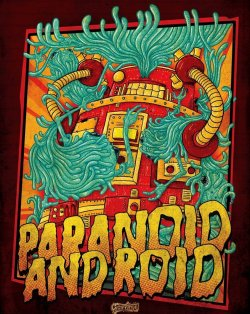 """Paranoid Android"" by Charringo"