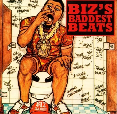upnorthtrips:  BACK IN THE DAY |7/2/94| Biz Markie released his fifth album, Biz's Baddest Beats, on Cold Chillin' Records.