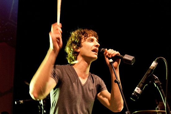 Just in case you were wondering. nmemagazine:  Gotye isn't dead.