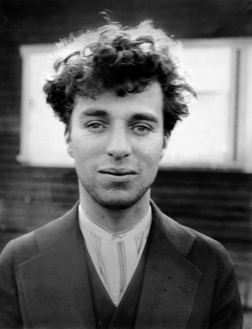 mydaguerreotypeboyfriend:  Charlie Chaplin, age 23 in 1916, when he was already the star of more than fifty short films, including The Tramp.  (via Retronaut)