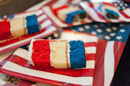 Charlie's {Red, White & Blue} Theme Birthday Bash