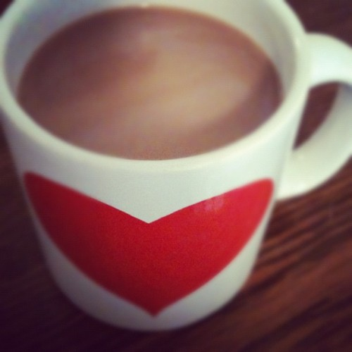 Ok Monday… #coffee #goodmorning #monday (Taken with Instagram)