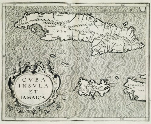 thepenguinpress:  The earliest known atlas of the Americas is at the center of a story of intrigue, intercontinental travel, and thieving Royal Librarians. Also, Sweden.