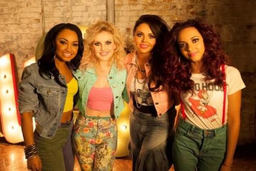 Little Mix on The Crush.