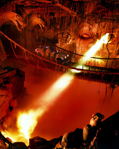 Day Six: Favorite Adventureland Ride Indiana Jones! Can you guys tell that I am a thrill seeker yet?