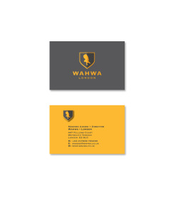 New Brand Creation Client: Wahwa London  Scope: Brand logo design for a fashion company which specialise in creating high quality cycle wear.  Design: TTL Design