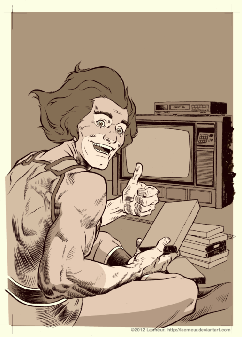 Lion-O TV by ~Laemeur