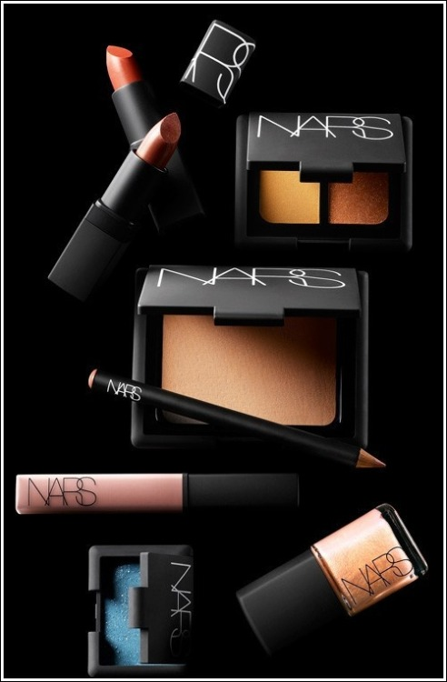 NARS Pressed Powder Blush Lip Gloss Lipstick Nail Polish Velvet Matte Lip Pencil Eyeshadow