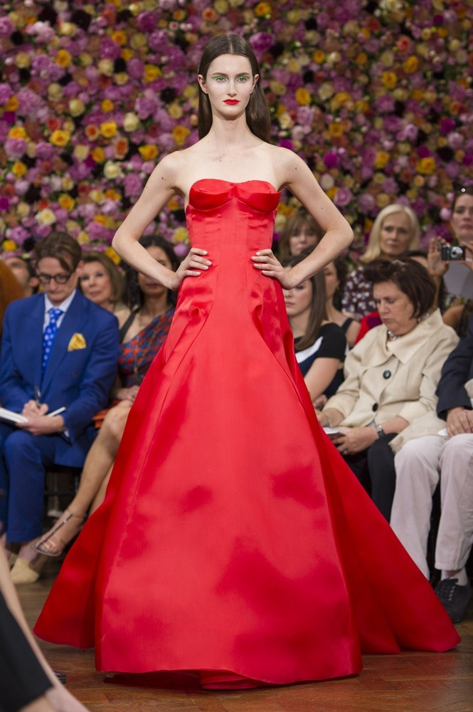 bohemea:  Mackenzie Drazan - Dior Couture Fall/Winter 2012