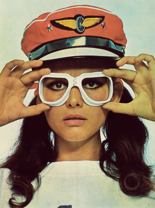 Claudia Cardinale by Richard Avedon, 1967.