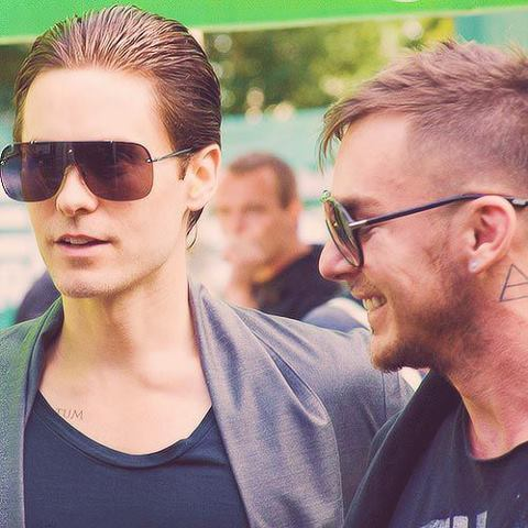The Leto's Brothers