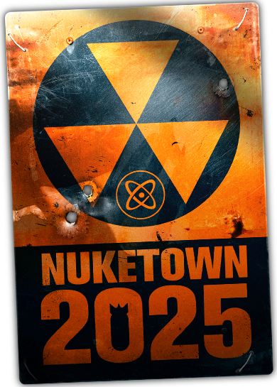 "Black Ops 2 bonus map ""Nuketown 2025"" confirmed! Details."