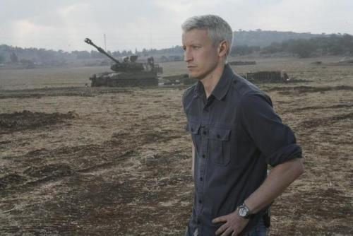 "breakingnews:  CNN's Anderson Cooper: 'The fact is, I'm gay' The Daily Beast: CNN's Anderson Cooper tells Andrew Sullivan, ""The fact is, I'm gay, always have been, always will be, and I couldn't be any more happy, comfortable with myself, and proud."" Photo via Anderson Cooper, CNN  I can truly appreciate Anderson Cooper's honesty. That takes a lot of balls. But I hope he came out because he wanted to and not because he felt he had an obligation. To the public or to his adoring fans. It's none of anyone's business but his."