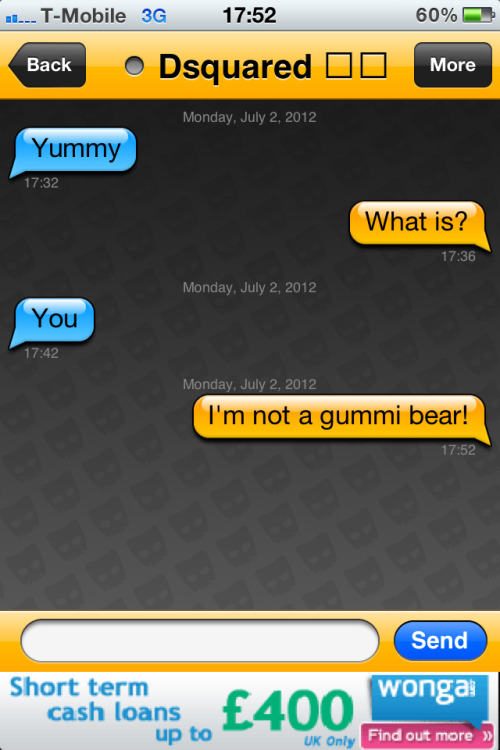 Grindr bears, grinding here and there and everywhere…
