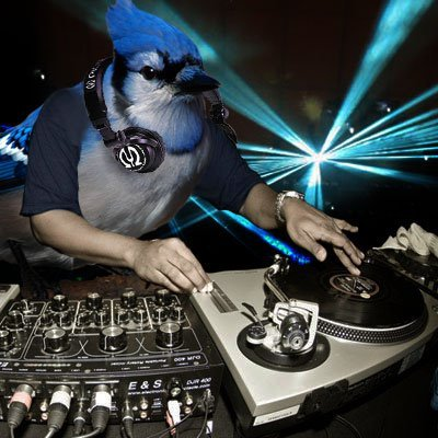 DJ Blu-J  What have I been doing with my life that lead to this creation?