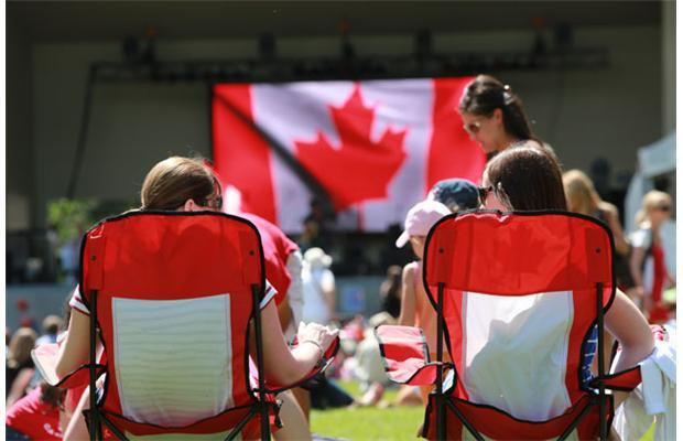 We hope you all had a great Canada Day, enjoying the sunshine and many events happening around Calgary! We've got more photos here.