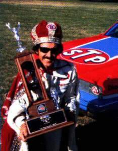 Happy 75th birthday to the King, Richard Petty. He was one of my earliest heroes, alongside Evel Knievel. Don't tell the New York DMV.