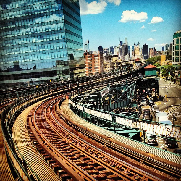Queensboro Plaza on Flickr.