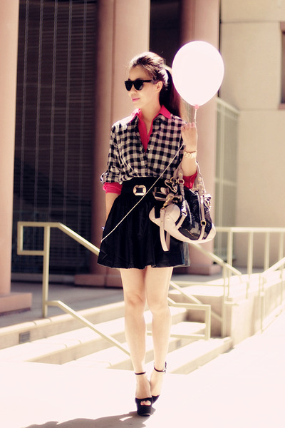 cherichictopia:  GINGHAM PARTY - via CHICTOPIA