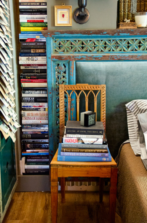 tobeshelved:  (via sneak peek: r. rolfe stephen rutledge | Design*Sponge)