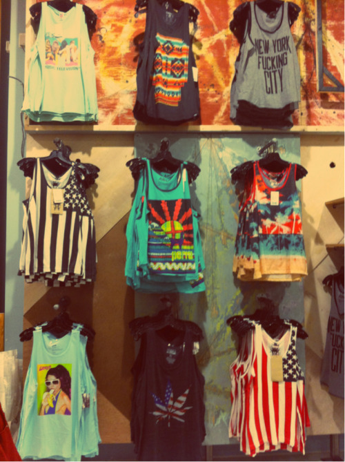 super-girl-a:  mynameisaj:  Urban Outfittuhs  I want them all