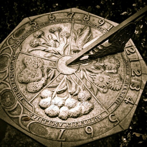 #sundial #brooklyncollege #photography #sepia (Taken with Instagram)
