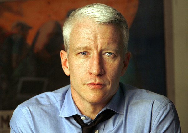 "Anderson Cooper: ""The Fact Is, I'm Gay."" I'm stunned, Mr. Cooper. Completely stunned. Obviously we would have been married by now if that were not the case."