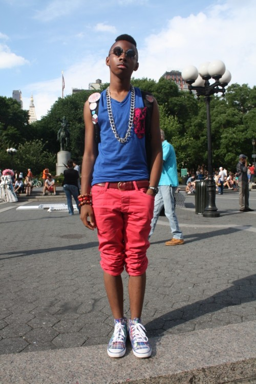 blackfashion:  Manny Dunn15New York Cityhttp://peopleareevil.tumblr.com/