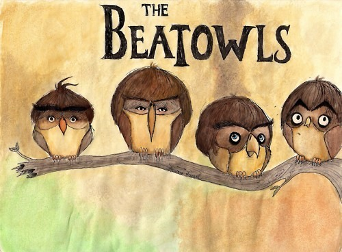 The Beatowls. Just for fun!