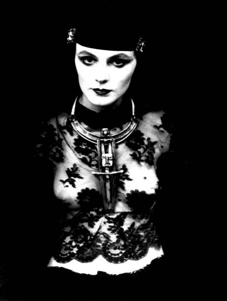 By Irina Ionesco, perhaps??