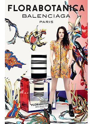 "peoplemag:  ""Just be comfortable.""  - Balenciaga's advice to Kristen Stewart while shooting her ad for the brand's fragrance, Florabotanica, to WWD"