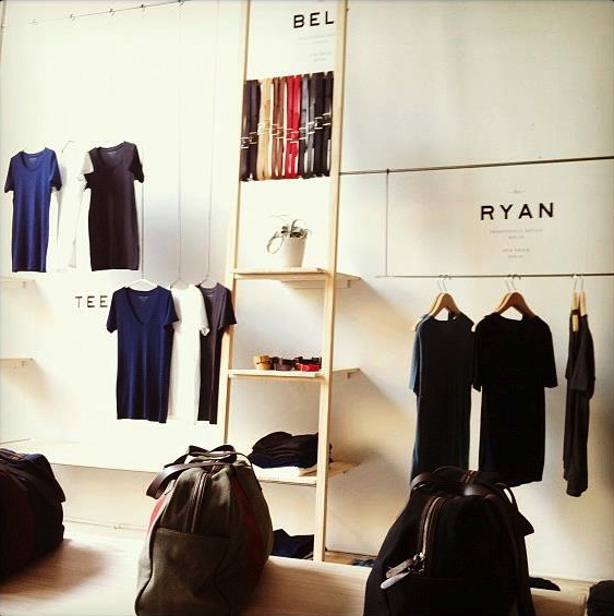 everlane:  Just a few of the pictures taken by friends and visitors of our first Not a Shop in New York. It was sad to say goodbye to this temporary space, but we're excited for the next one, and grateful for the more than 2,000 people who came through. This is just the beginning of an exciting series we plan to take to many cities. If you think yours should be next, give us three reasons why in the comments.