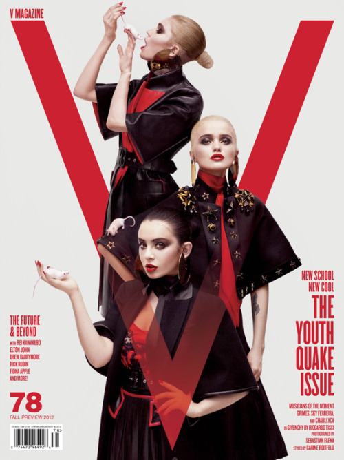 V78 The Youthquake Issue