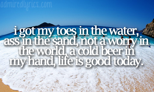 Toes - Zac Brown Band