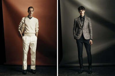 Berluti - Spring / Summer 2013 Lookbook | Anchor Division