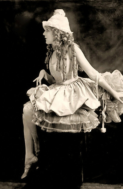 Mary Pickford on Flickr.