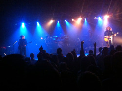 My Morning Jacket. Melbourne. Top show.