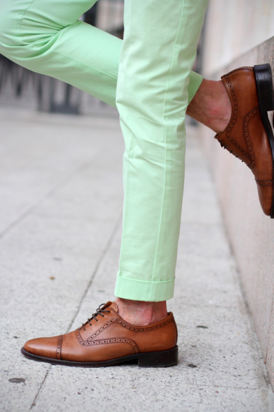filippocirulli:   I was wearing: Lacoste polo t-shirt Tommy Hilfighers chinos Hermes belt 59 Bond ST shoes
