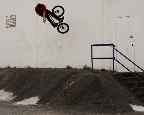 Dill - Wallride to turndown